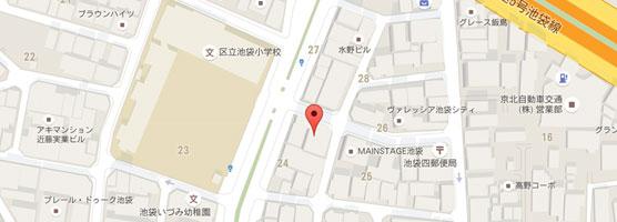 日本デザインスクールへのアクセス