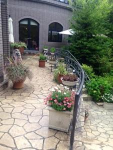 きれいなお庭【WEBデザイン学ぶなら日本デザインスクール】